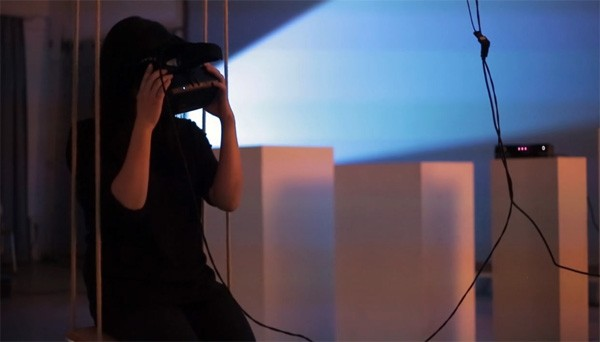 Opeens weet je het: je wilt een virtual reality schommel