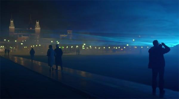 Vanavond in Amsterdam: de nieuwe lichtinstallatie van Daan Roosegaarde