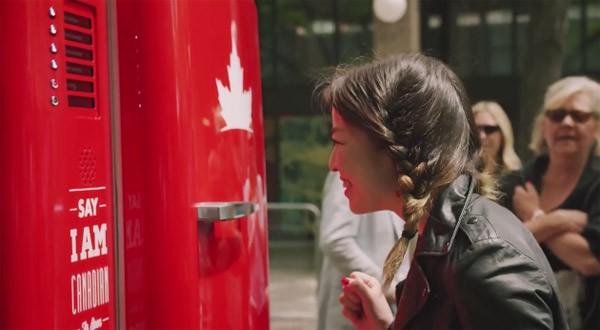 Google en een Canadees biermerk bouwen een koelkast met spraakherkenning