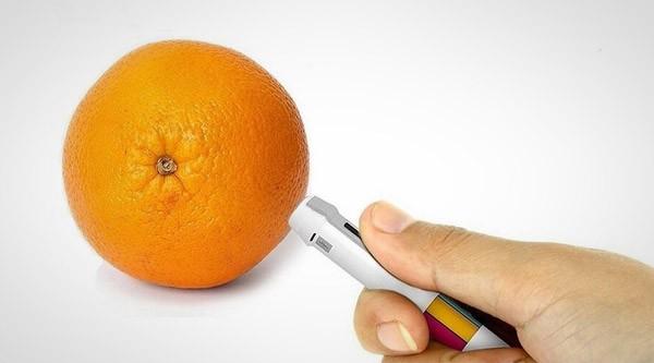 Deze high-tech pen laat je tekenen met kleuren uit je omgeving