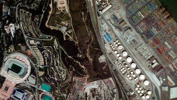 De eerste HD-kleurenvideo's van de aarde vanuit de ruimte