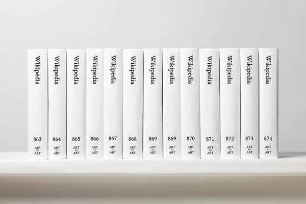 Het wereldrecord natuurverspilling: alle pagina's van Wikipedia uitprinten