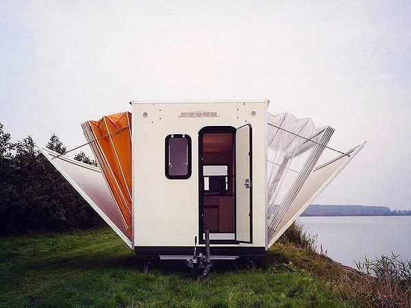Deze vergeten camper uit de jaren '70 is nog steeds een prachtexemplaar