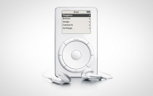 Kinderen vinden de eerste iPod maar een raar apparaat