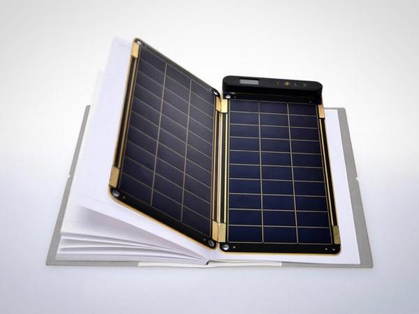 Solar Paper: de superdunne zonnelader die via Kickstarter tonnen ophaalt
