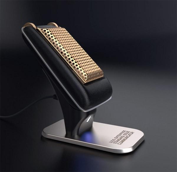 Voor de echte Star Trek fans: een Bluetooth Communicator