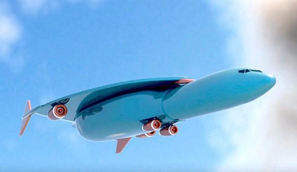 Airbus werkt aan een vliegtuig dat je in een uur naar New York brengt