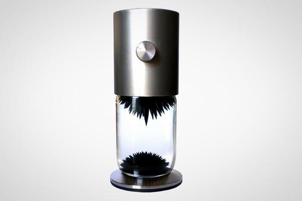 Ferroflow: een lavalamp met ferrofluid