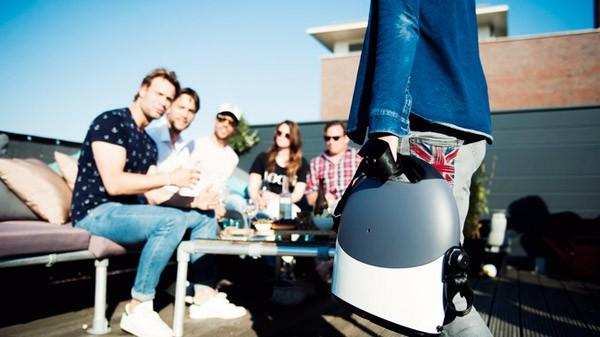 De Nederlandse NomadiQ is de eerste draagbare gasbarbecue