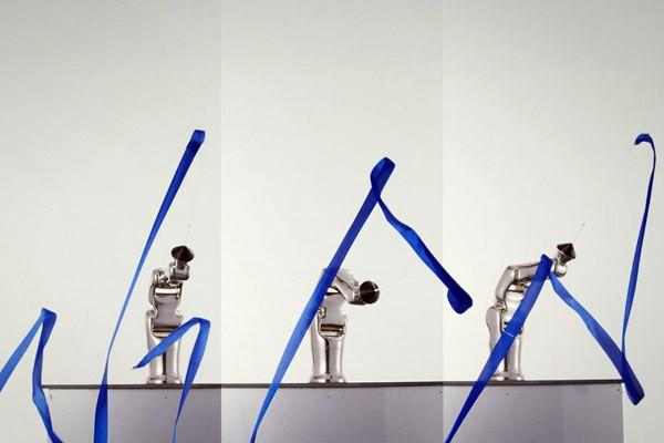 Robots blijken zeer goed te zijn in ritmische gymnastiek