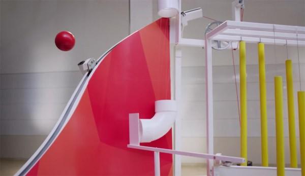 Deze Rube Goldberg video van 3M is de leukste die je vandaag gaat zien