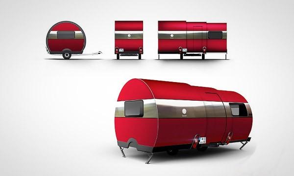 De BeauER 3X is misschien wel de ideale caravan