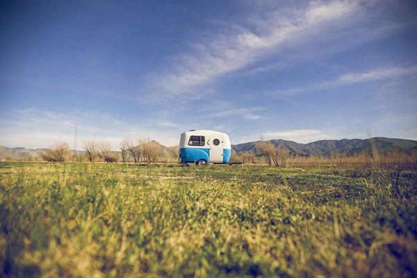 Happy Camper: een camper voor de moderne mens