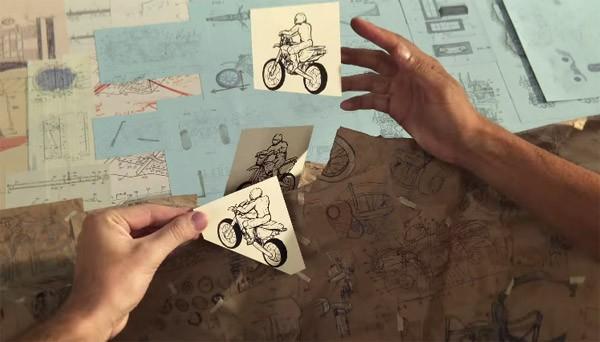 Knap gemaakte video van Honda combineert stop-motion met paper art