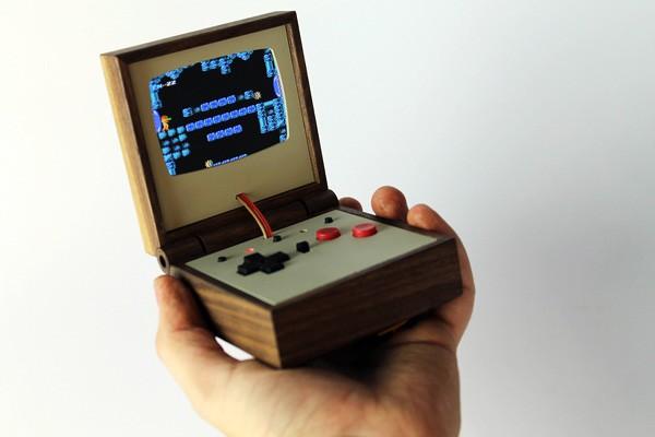 Prachtig: een NES in een doosje
