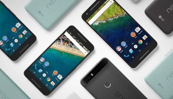 Nexus 5X en 6P: de nieuwe toptoestellen van Google