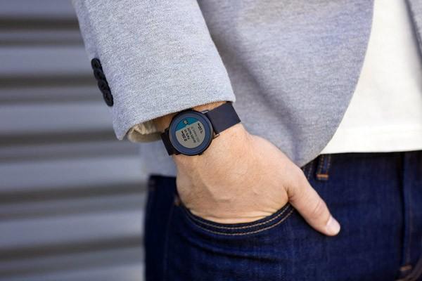 Pebble Time Round: eindelijk een smartwatch die op een horloge lijkt