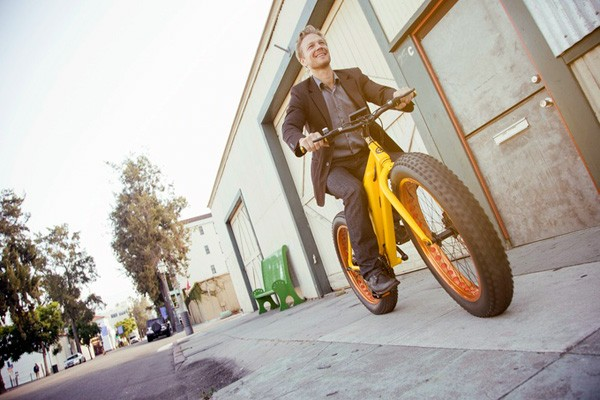 Sondors: een elektrische fiets voor een prikkie