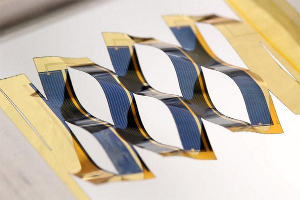Deze zonnepanelen bewegen dankzij een Japanse vouwkunst mee met de zon