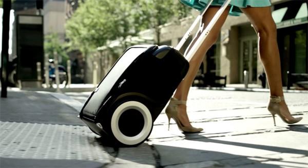 G-RO: de ultieme koffer voor je handbagage