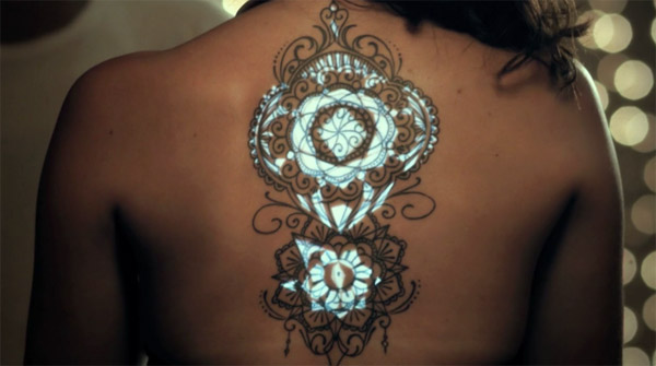 Ink Mapping wekt tatoeages tot leven on