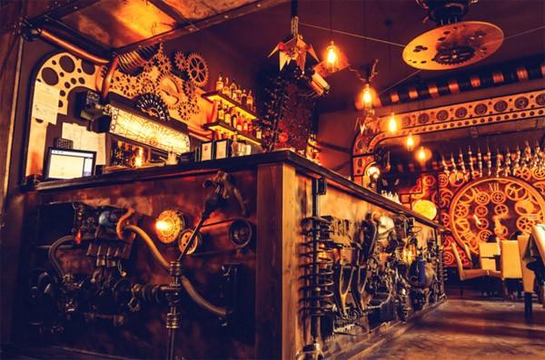 Als Steampunk-fan móét je een keer naar Roemenië