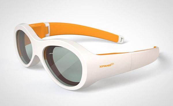 Dit brilletje verbetert de behandeling van een lui oog