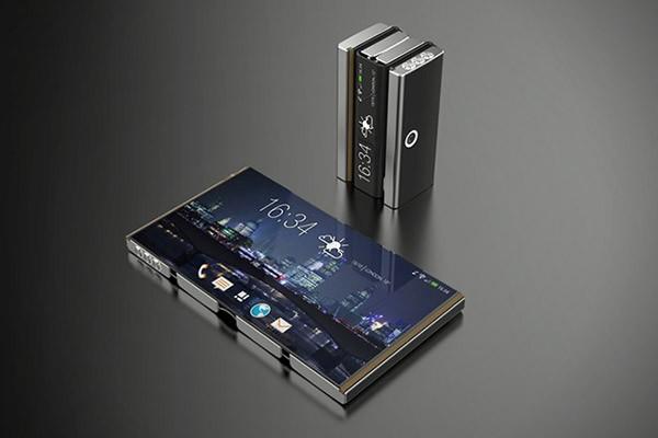 DRAS: een opvouwbare smartphone