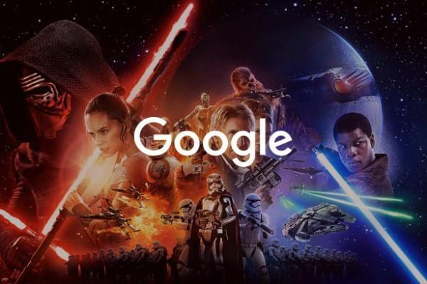 Google heeft een Star Wars easter egg in zijn zoekmachine verstopt