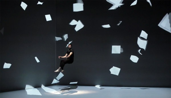 Movement of Air: de oogstrelende combinatie van dans en projection mapping