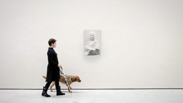 Dankzij 3D-printers kunnen blinden nu beroemde kunstwerken ervaren