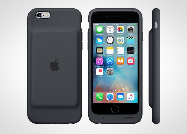 Smart Battery Case: Apple's eigen extra iPhone-accu