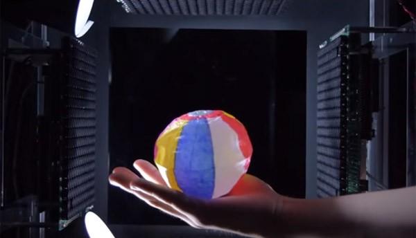 Haptoclone: hologrammen die je kunt aanraken