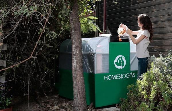 HomeBioGas: zet je afval om in bruikbaar gas