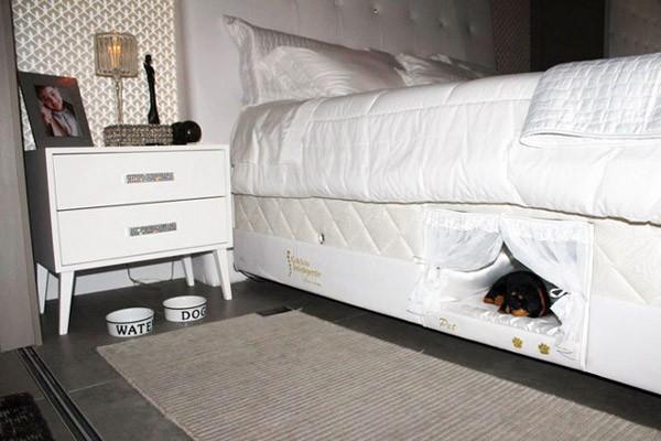 Pet Bed: een bed met een extra slaapplek voor je huisdier