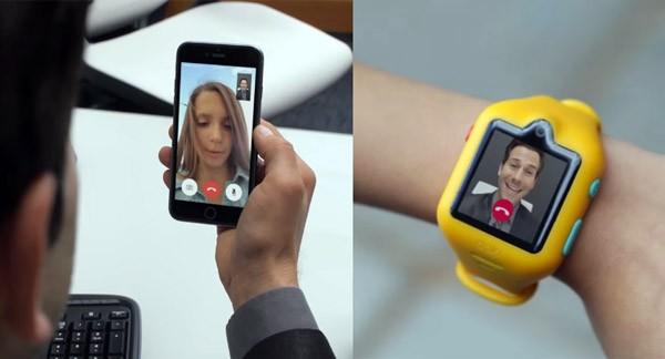 Een veilig gevoel: de DokiWatch laat je videobellen met je kind