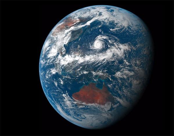Schitterend: een timelapse-video van de aarde