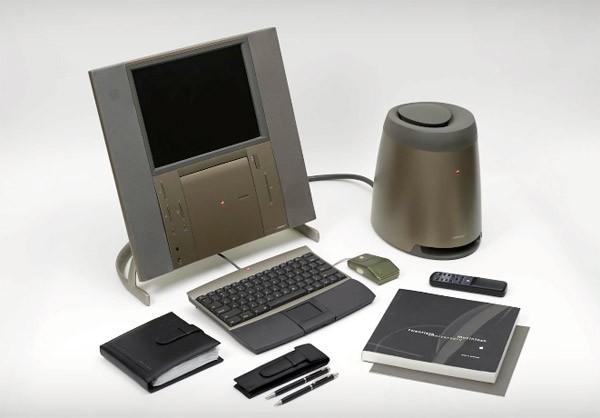 De vreemde computers uit de jaren '90