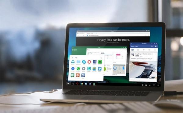 Remix OS maakt het heel makkelijk om Android op je laptop te laten draaien