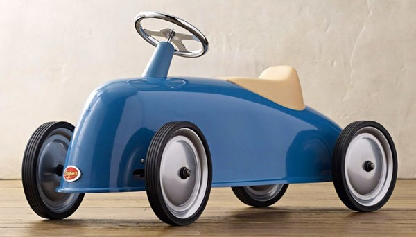 Roadster Scoot: de speelgoedauto die je eigenlijk zelf wilt berijden
