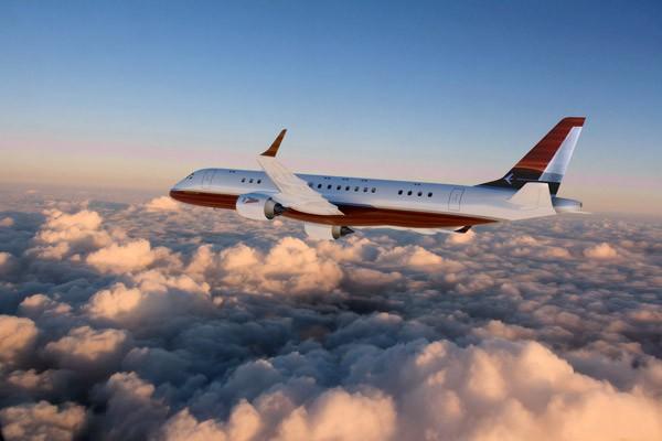 Skyacht: een belachelijk luxe privevliegtuig