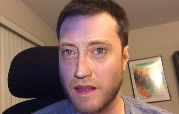Stemacteur wisselt van gezicht met celebrities