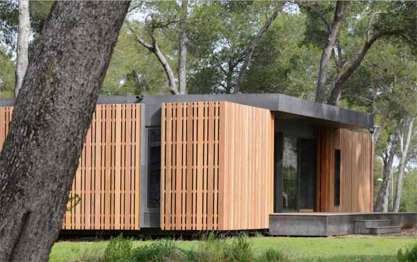 pop up house een huis dat jij en je vrienden in vier dagen kunnen bouwen. Black Bedroom Furniture Sets. Home Design Ideas
