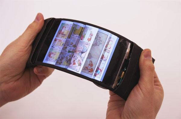 ReFlex: de buigbare smartphone