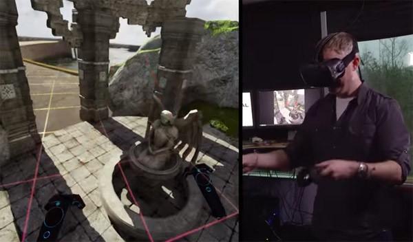 De verbazingwekkend eenvoudige manier waarop VR-games kunnen worden ontwikkeld