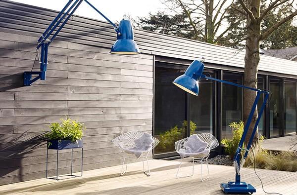 Anglepoise: klassieke lampen, sterk uitvergroot