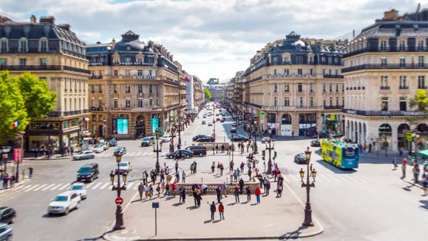 Bonjour Paris is een hyperlapse-ode aan Parijs