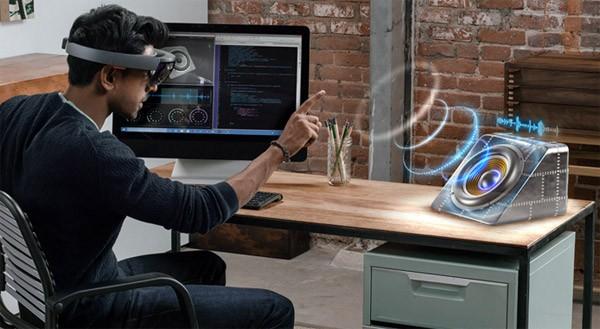 Microsoft's Hololens is nauwelijks te krijgen en erg pittig geprijsd