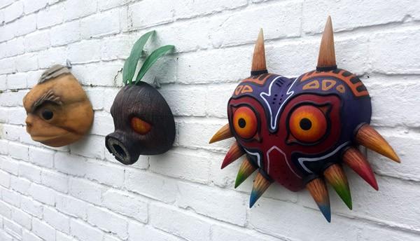De schitterende Zelda-maskers van MasenkoProps