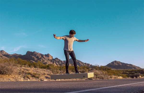 ArcaBoard: het eerste hoverboard dat echt in productie is gegaan